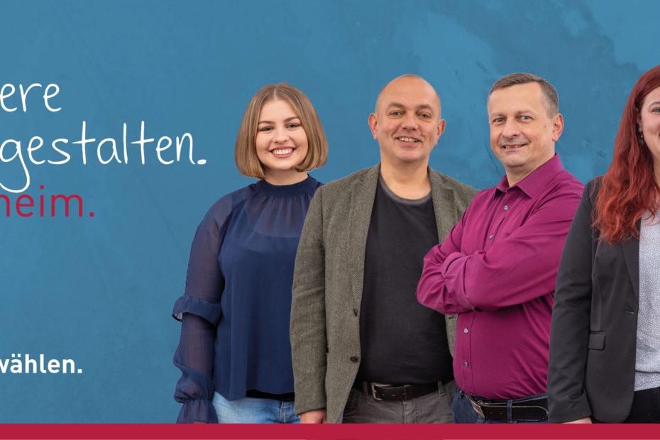 Spitzenkandidaten Kommunalwahl 2021 Schaafheim