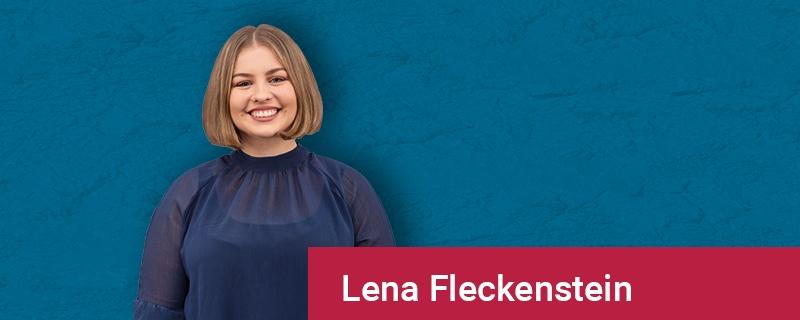 Lena Fleckenstein – Listenplatz 5