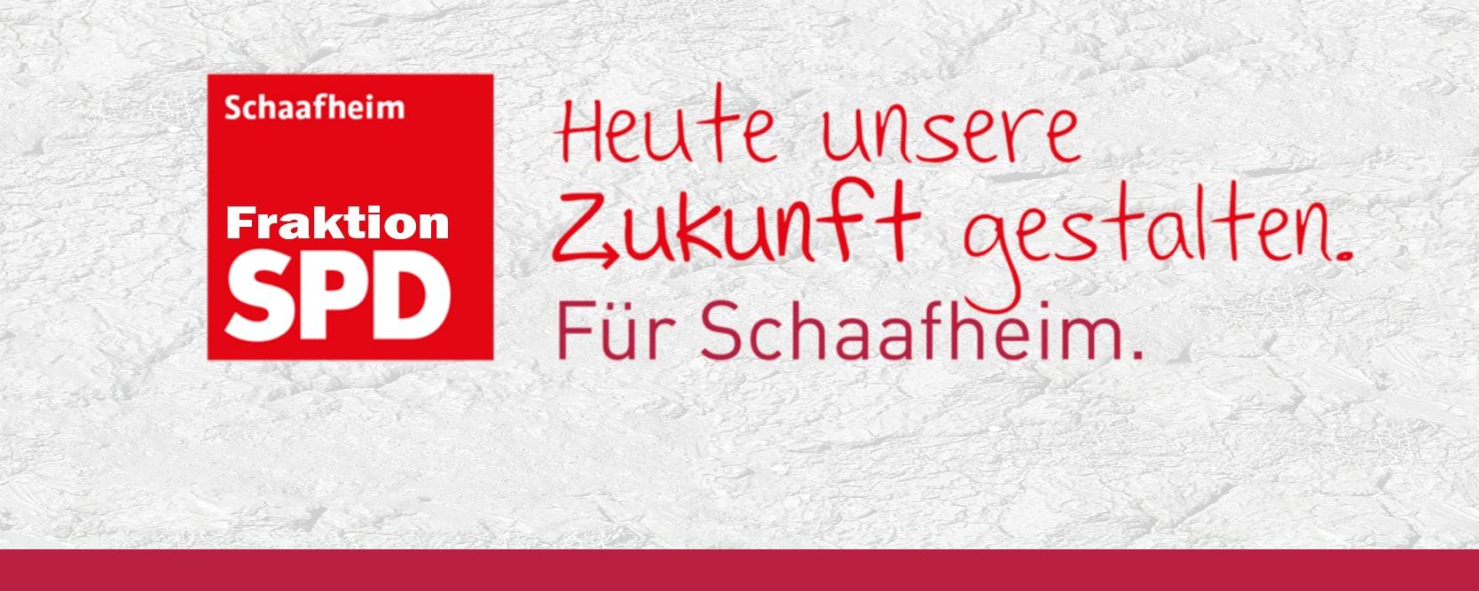 Fraktions der SPD Schaafheim