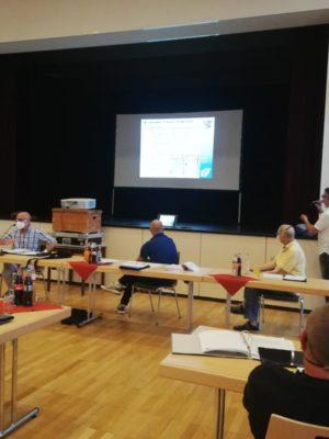 """konstituierende Ausschuss-Sitzung """"Bau, Umwelt und Verkehr"""""""