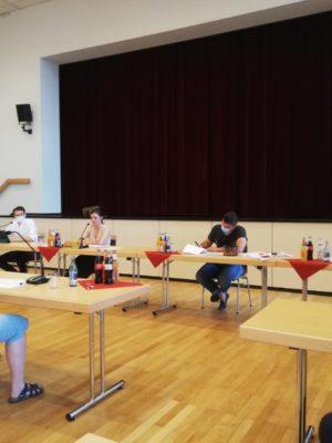 Haupt- und Finanzausschuss (HFA) und vom Ausschuss Jugend, Sozial, Sport und Kultur (JSSK)