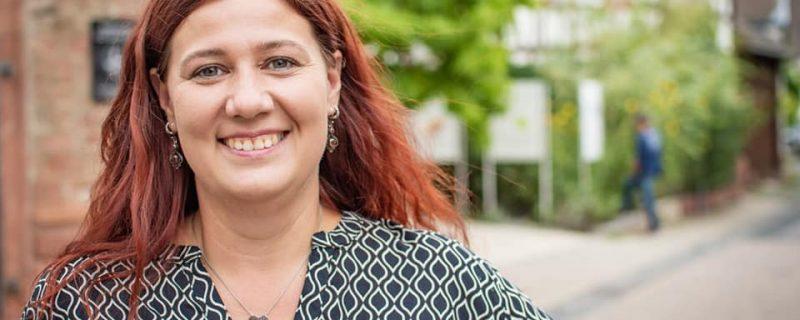 Fraktionsvorsitzende der SPD Schaafheim Stephanie Roth