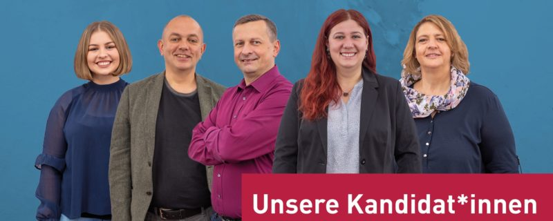 Unsere Kandidaten für Schaafheim