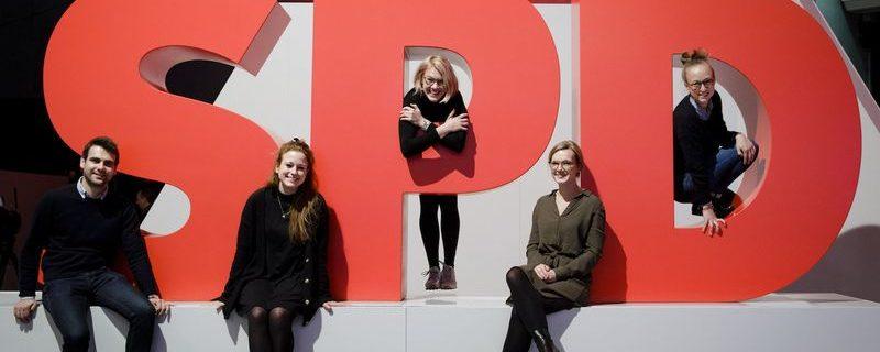 SPD Mitglied werden | Inga Kjer / photothek.net